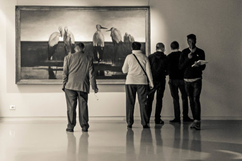 """Foto: """"Art museum"""" by AstridWestvang is licensed under CC BY-NC-ND 2.0"""